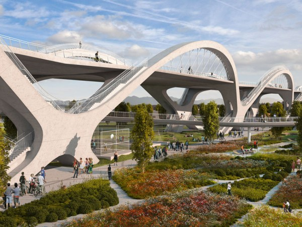 Iconic Sixth Street Viaduct Bridge in L.A. will be torn ...