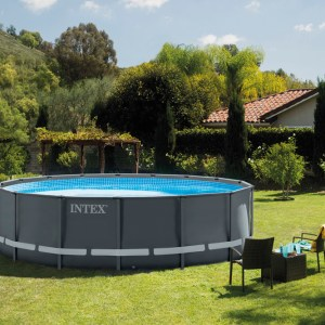 Piscina Ultra XTR Frame Intex 26326 - cm 488x122