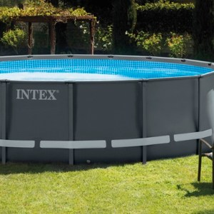 Piscina Ultra XTR Frame Intex 26330 - cm 549x132
