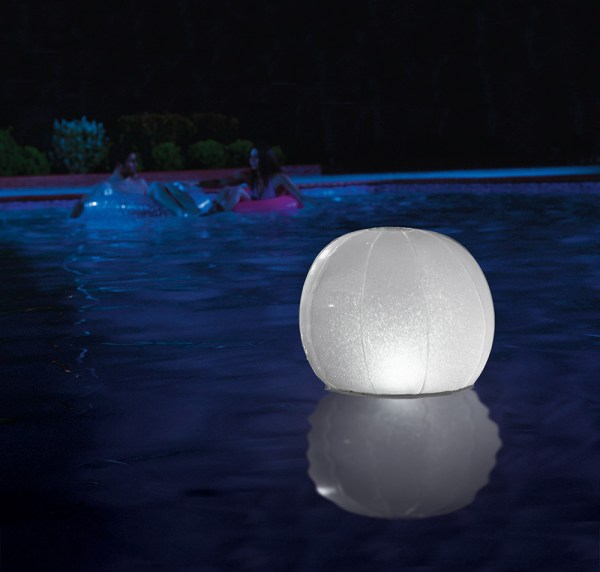 Sfera Galleggiante a Luce Led Intex 28693