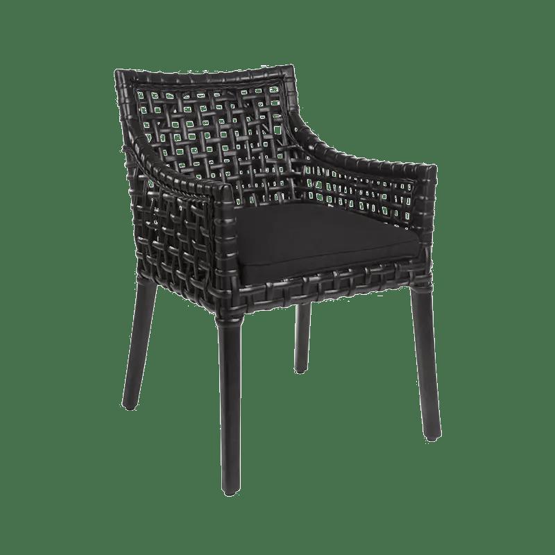CALAIS Dining Chair Black
