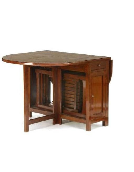 ma table console extensible modulable
