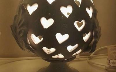 Lampada Pumo Bomboniera