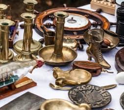 objets en or