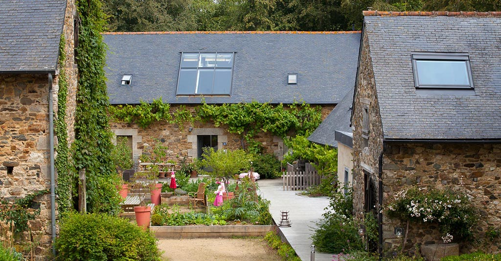 La Maison Des Lamour BampB And Cottages Brittany France