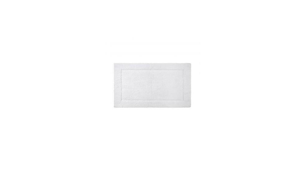 tapis de bain prestige blanc yves delorme