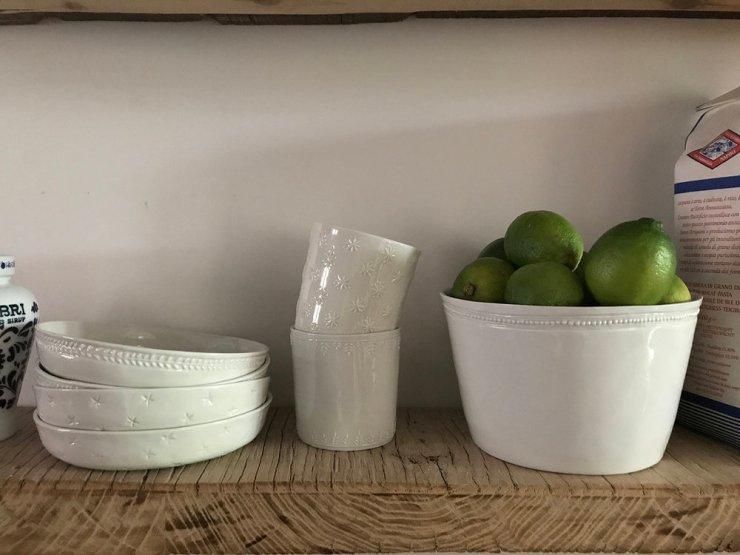 Légumier en porcelaine Alix D Reynis