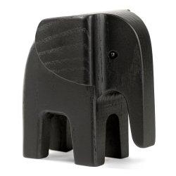 Figurine Elephant Noir Novoform