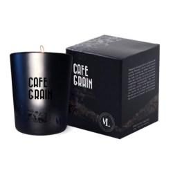 Bougie parfumée grain de café