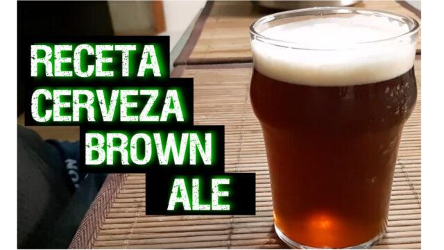 Brown Ale receta de cerveza todo grano