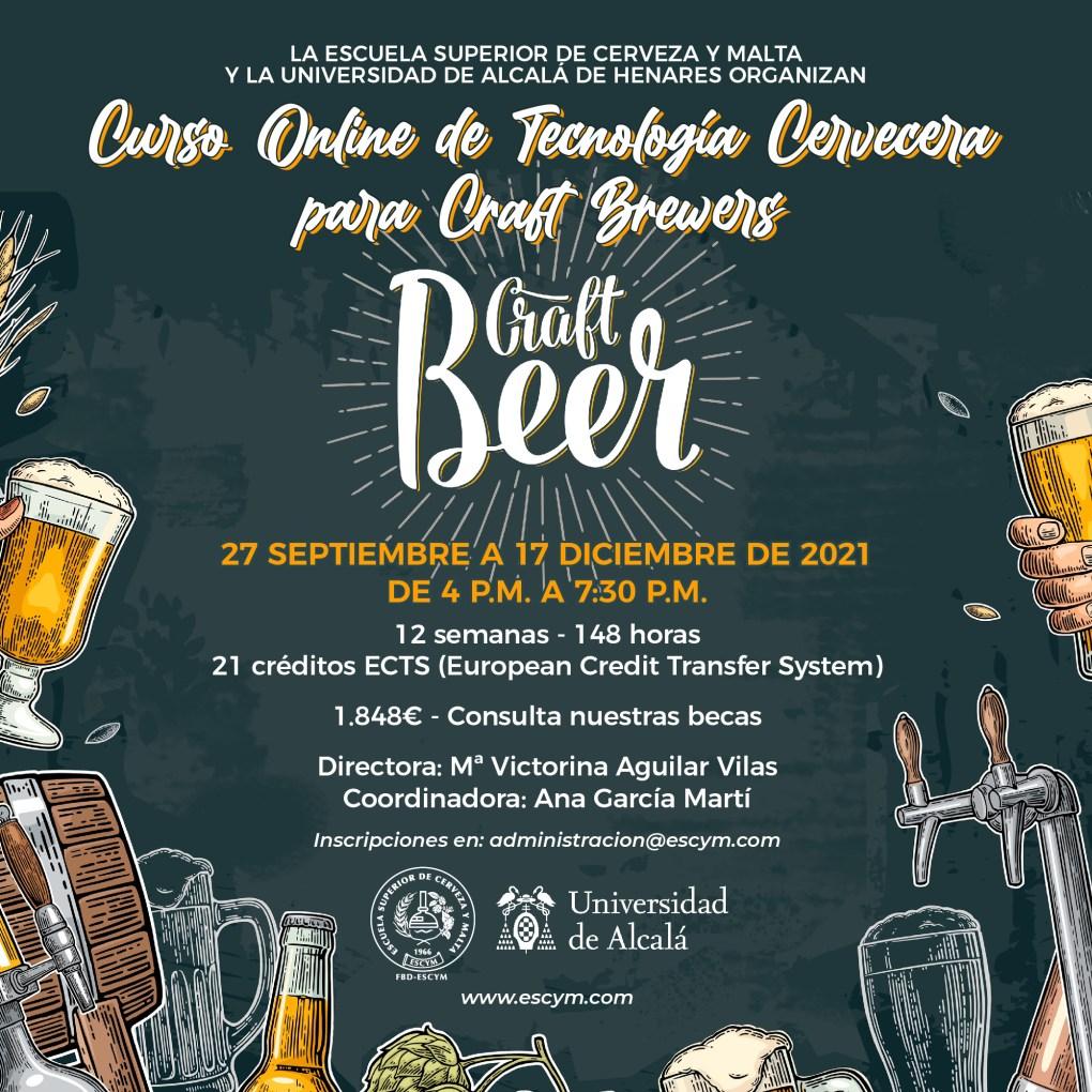curso de tecnología cervecera