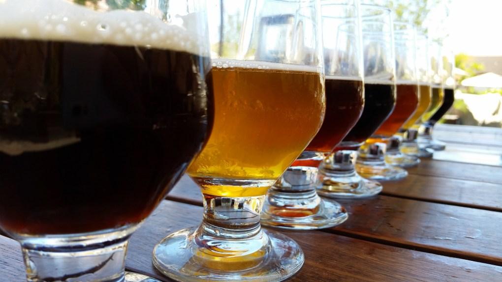 Color de la cerveza. Distintas tonalidades de color en la elaboración de cerveza