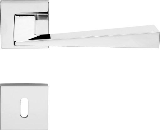 LineaCalì Maniglia moderna CONICA cromo lucido
