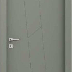 previ ADEA PORTE INTERNE Collezione Corea Quatre  Legno Laccato Bianco cerniere 3D serratura magnetica