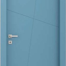tata ADEA PORTE INTERNE Collezione Corea Quatre  Legno Laccato Bianco cerniere 3D serratura magnetica