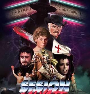 """""""Sesión Salvaje"""", el documental sobre el cine de serie B en España, por fin en salas"""