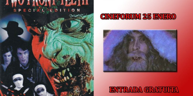 Cineforum – Two Front Teeth – GRATIS en Madrid