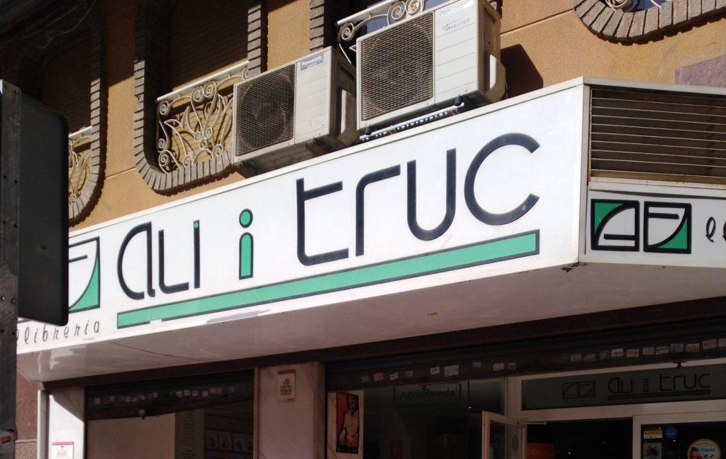 Librería ALI I TRUC