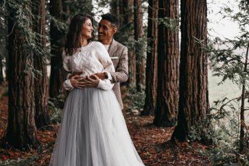 Shooting inspiration mariage hivernal