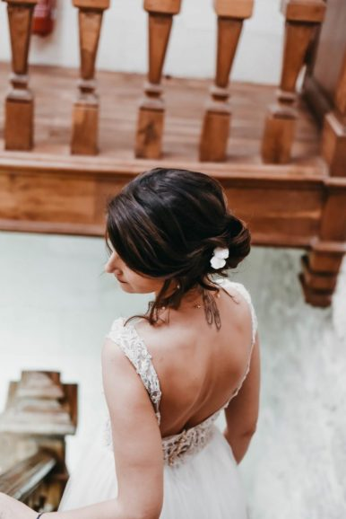 Coiffure by Maëlle Poveda