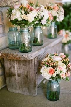 Inspirations mariage shabby chic   © Amy Majors Photography