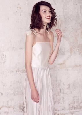 4 collections capsules spéciales mariage pour robe de mariée 2015 à prix mini | Collection Capsule Mariage Sessùn Oui 2015 : Robe Triana | La Mariée Sous Les Etoiles