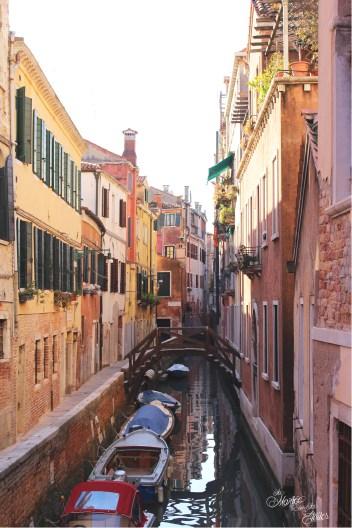 Le romantisme des canaux de Venise   Voyage en amoureux - Venise, Italie