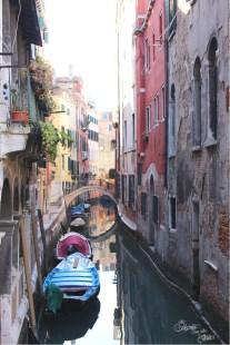 Les canaux de Venise | Voyage en amoureux - Venise, Italie