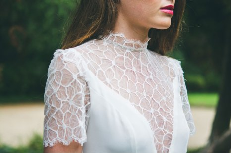 L'Amoureuse, Adeline Bauwin   Robes de mariée Collection 2016,