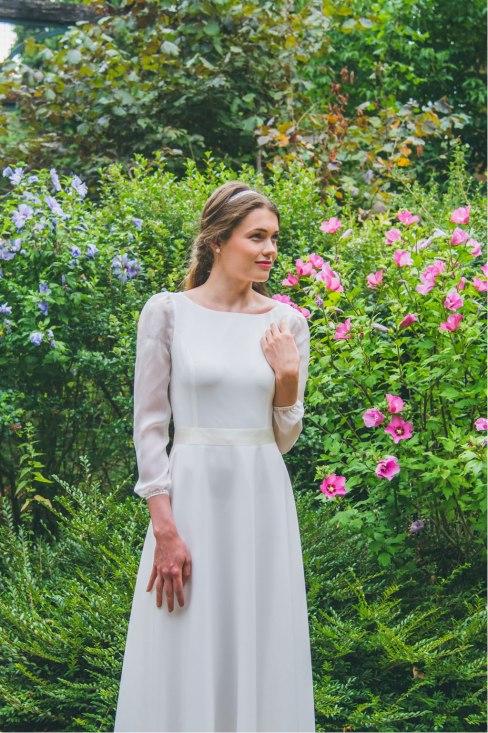 L'Envoûtante, Adeline Bauwin | Robes de mariée Collection 2016