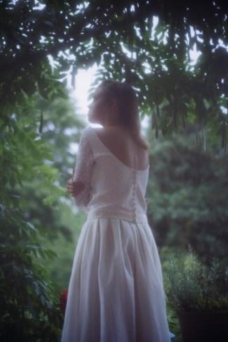 JUPE LISA TOP MINOR 3 - Organse Paris - Collection 2016 robes de mariée sur-mesure