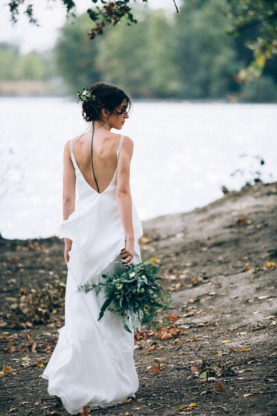 Aurélia Hoang Collection 2016 - Robe de mariée 2016 ©Ingrid Lepan