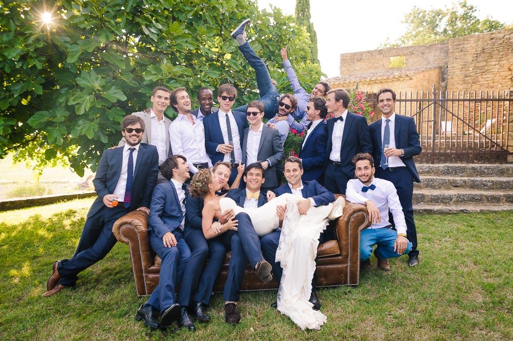 Clara ♥ Grégory – Un délicat mariage provençal © Johanna Marjoux | La Mariée Sous Les Etoiles