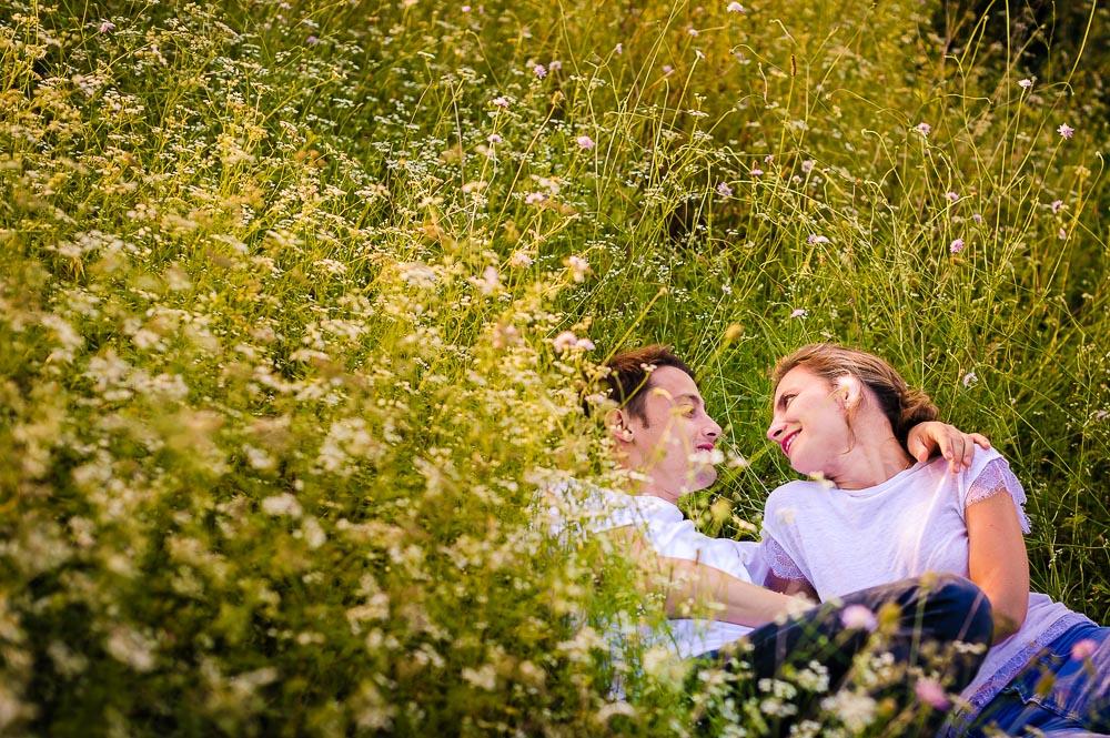 Séance Engagement - Clara & Grégory - © Johanna Marjoux   La Mariée Sous Les Etoiles