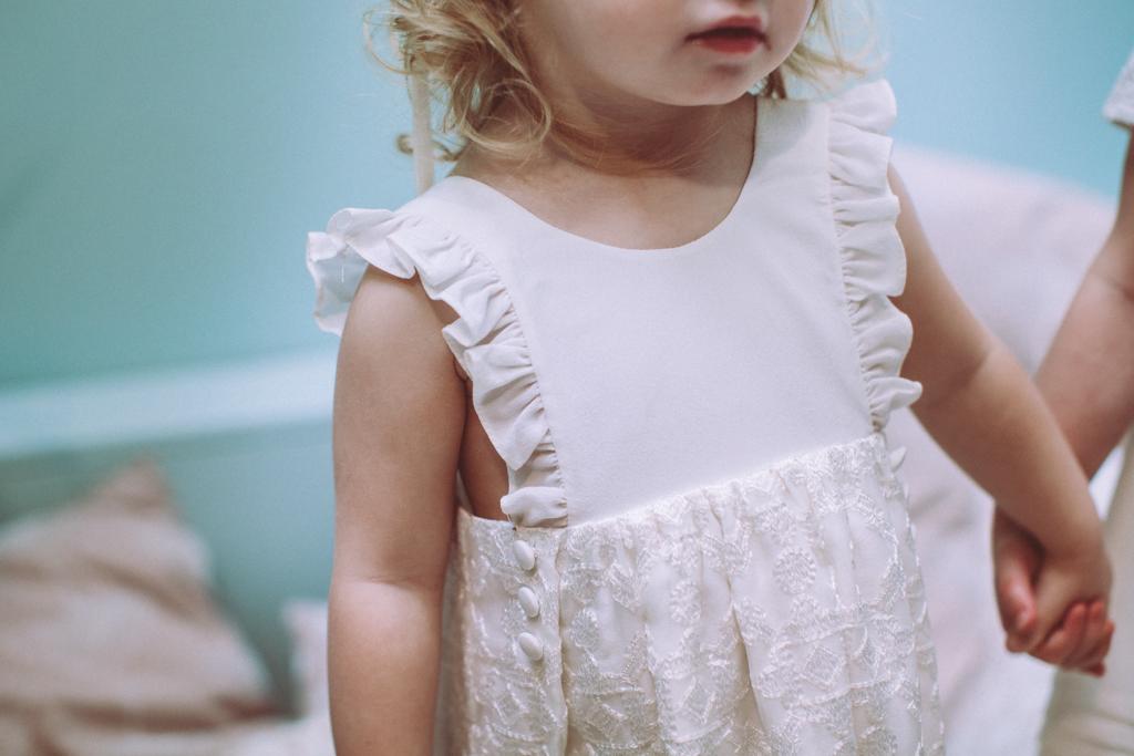 Babyfolk la collection capsule Lorafolk pour petites filles d'honneur - Crédit Laurence Revol - Blog La Mariée Sous Les Etoiles 15