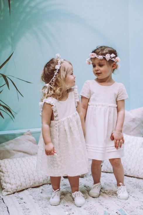 Babyfolk la collection capsule Lorafolk pour petites filles d'honneur - Crédit Laurence Revol - Blog La Mariée Sous Les Etoiles 5