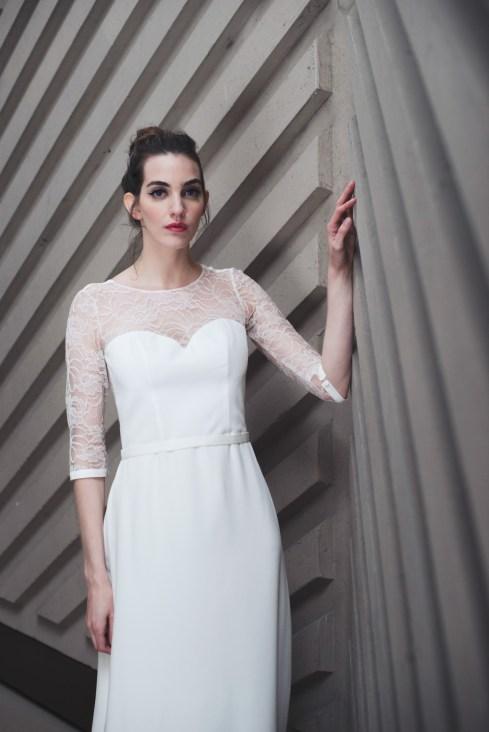 Mademoiselle de Guise nouvelle collection 2017 - Crédit Ce jour-Là - Blog mariage La Mariée Sous Les Etoiles