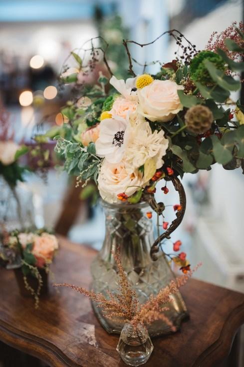 [Portrait] • Menthe Sauvage ou la destinée d'une jeune et prometteuse designer florale lyonnaise