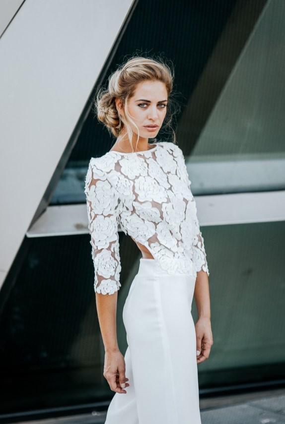 Elisa Ness un duo mère-fille pour des robes de mariée sur-mesure d'exception (6)
