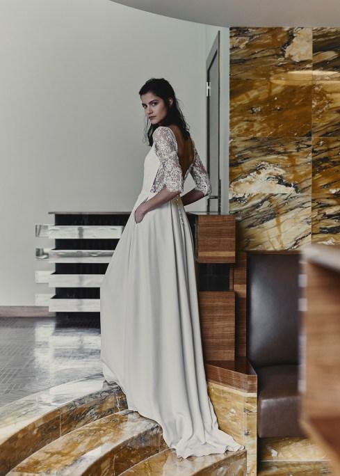 Laure de Sagazan • Nouvelle collection 2018 de robes de mariée