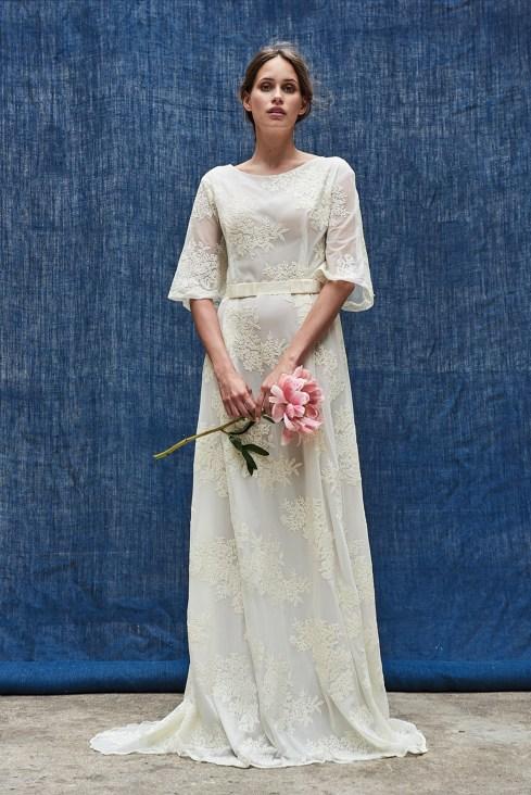 Nouvelle Collection Robes de Mariée 2018 Maison Floret-13