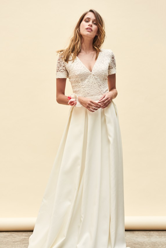 Nouvelle Collection Robes de Mariée 2018 Maison Floret-23