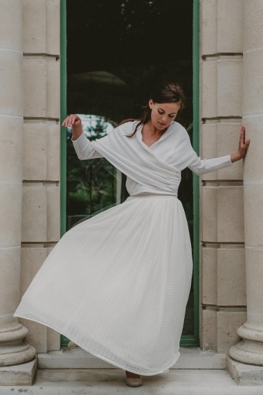 L'Amoureuse by Ingrid Fey • Nouvelle collection 2018 de robes de mariée