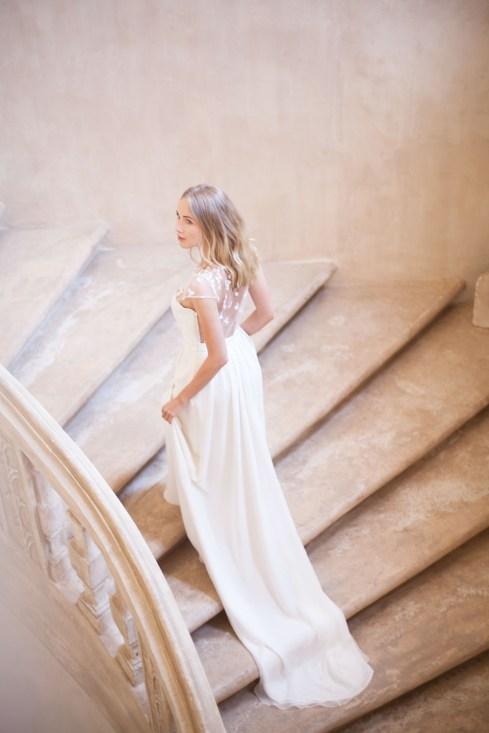 Lila de Saint Louis • Nouvelle collection 2018 de robes de mariée
