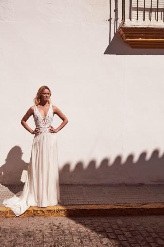 Nouvelle collection 2018 de robes de mariee Margaux Tardits (2)