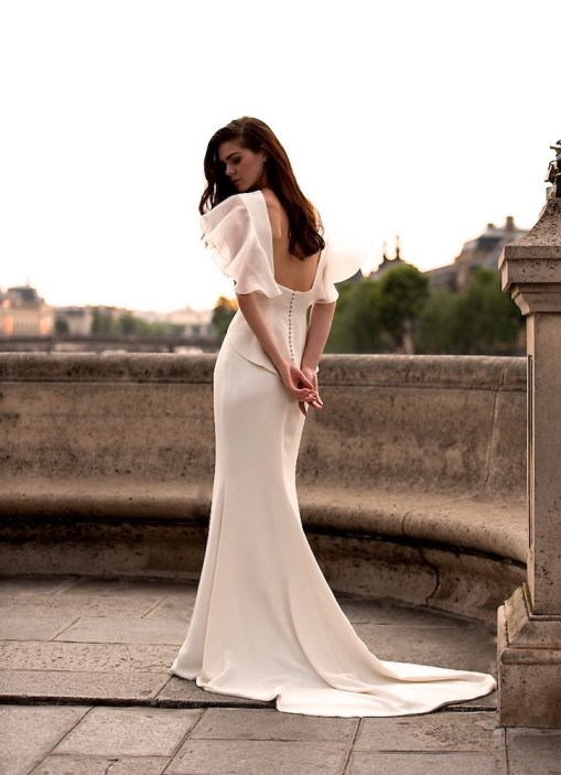 Sabrina Makar • Nouvelle collection 2018 de robes de mariée