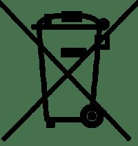 logo recyclage DEEE