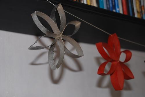 Rouleau Papier Decoration Vitrine