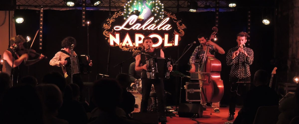 Lalala Napoli