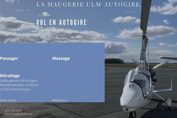 ULM Autogire - LamaugerieULM Autogire
